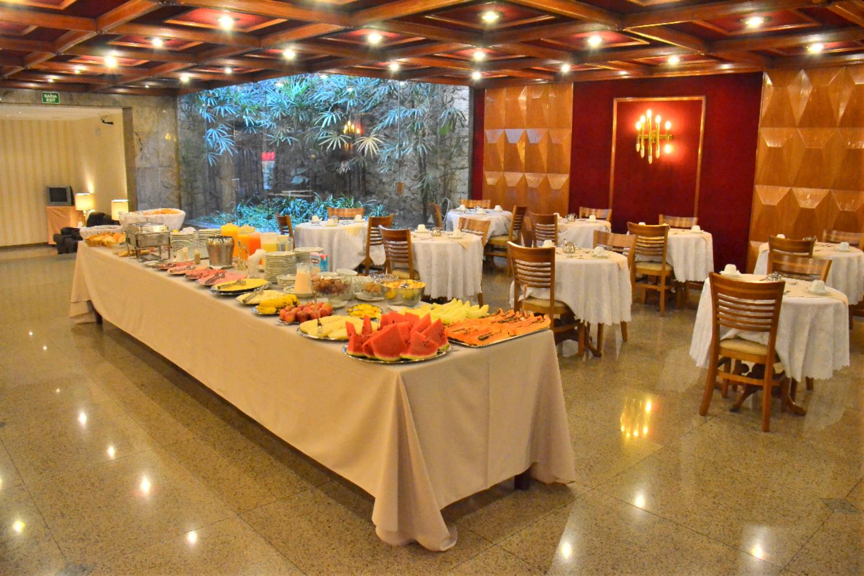 Café da manhã   Hotel Castelar
