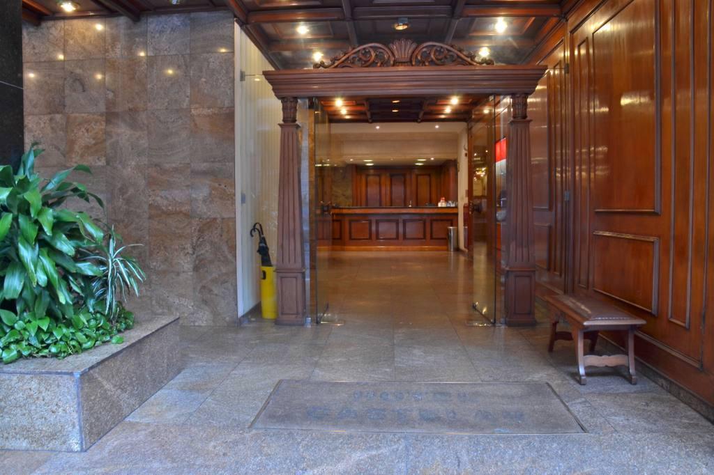 Entrada   Hotel Castelar